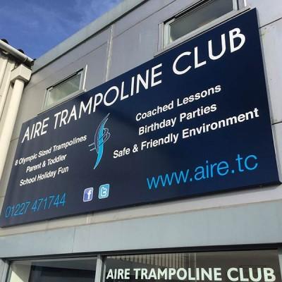 Aire Trampoline Club