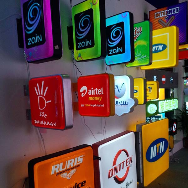 Lightbox Displays