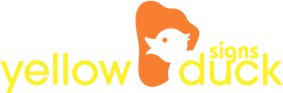 Yellow Duck Signs Logo